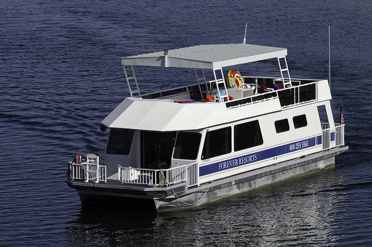 50-ft Forever Houseboat