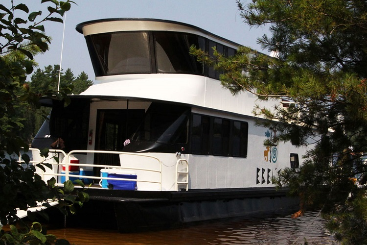 65 Series Houseboat