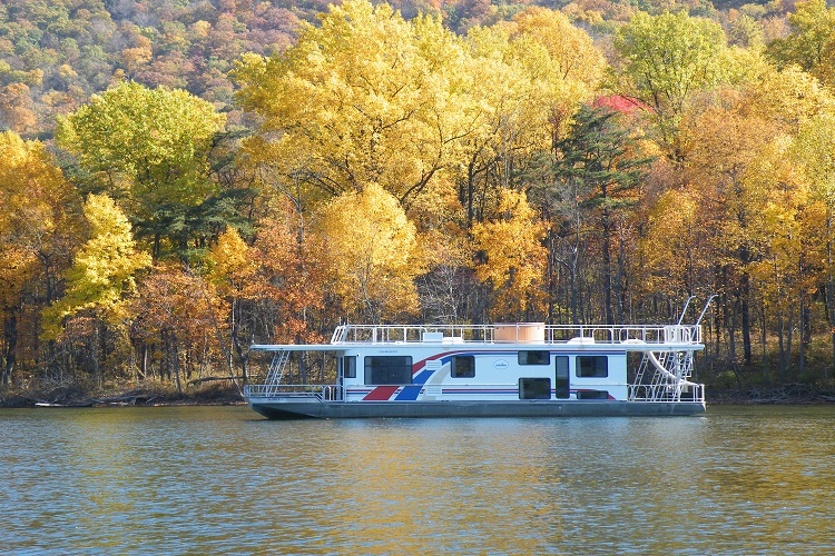 Juniata Houseboat