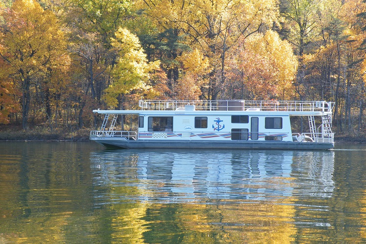 Raystowner Houseboat