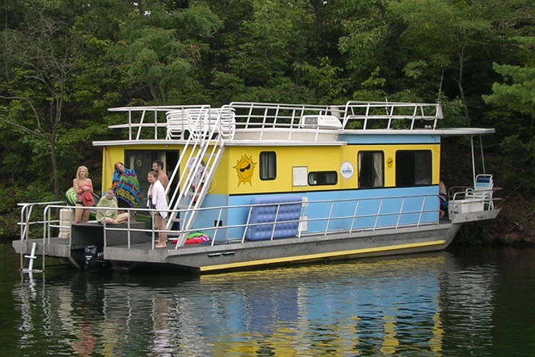 Sun Runner Houseboat