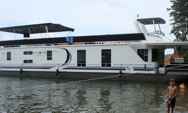 Wendy Ann Houseboat