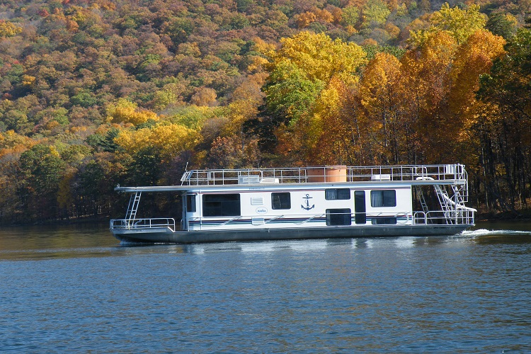 The Islander Houseboat