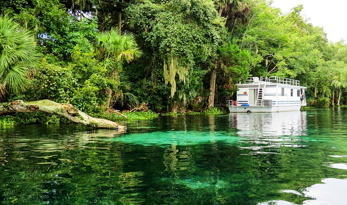 St Johns River Houseboat Rentals